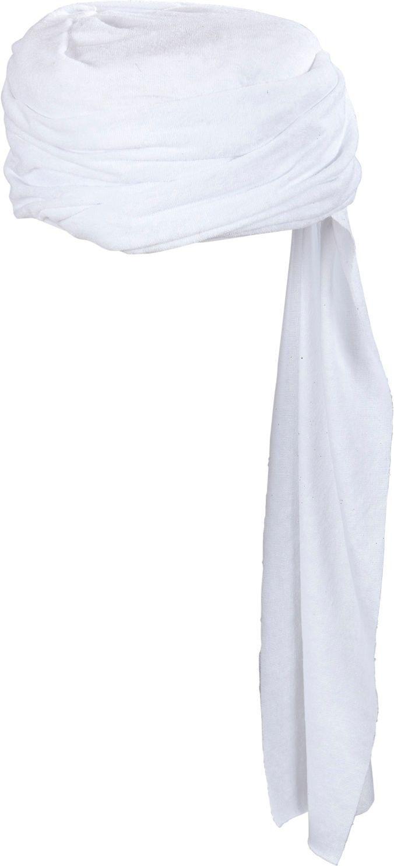 Arabische tulband wit