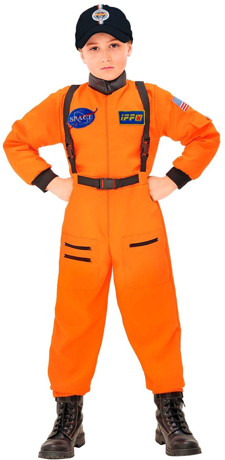 Astronauten kleding kind