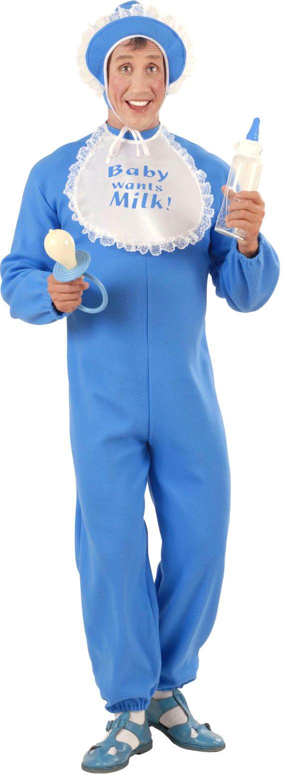 Baby kostuum heren