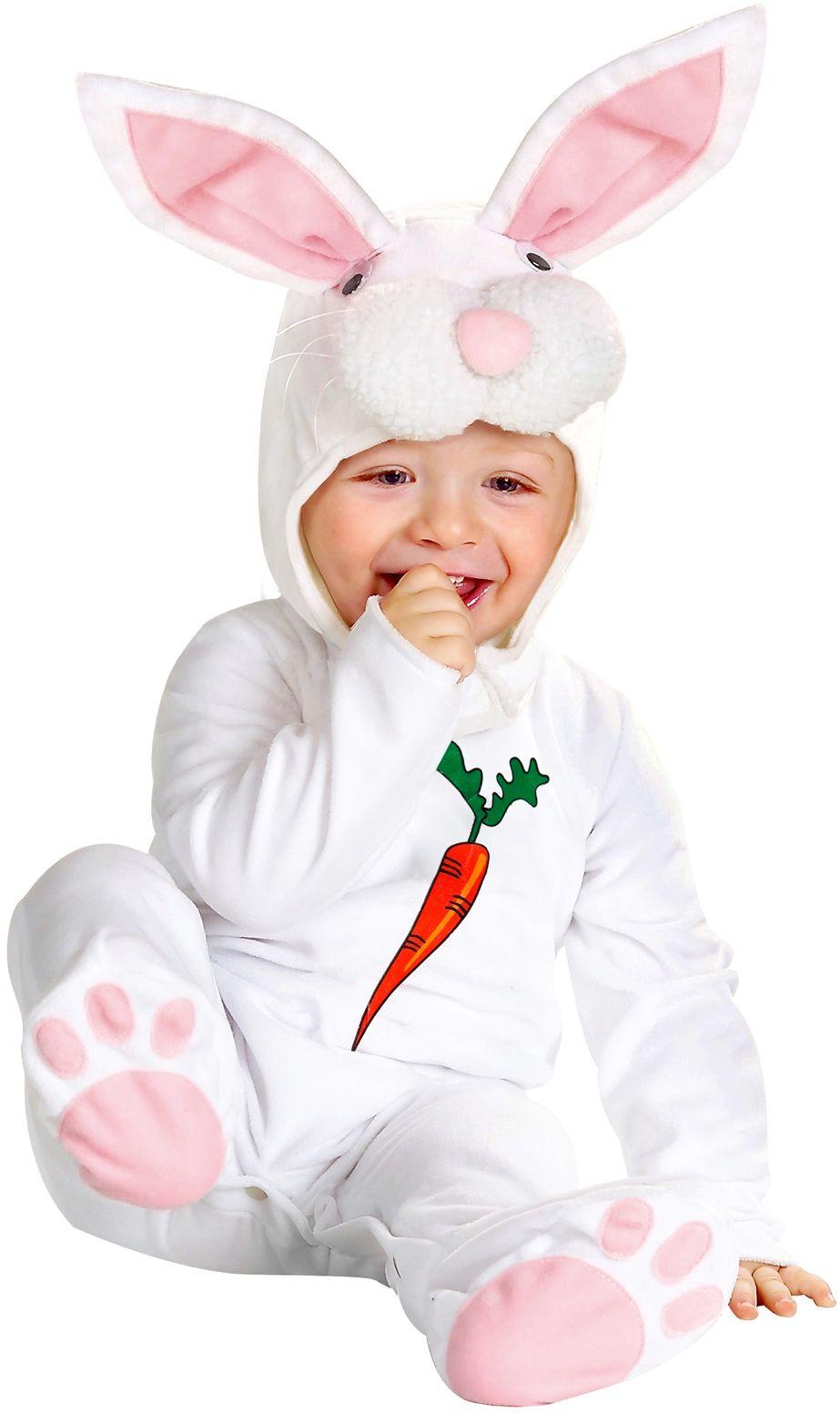 Baby pluche konijn