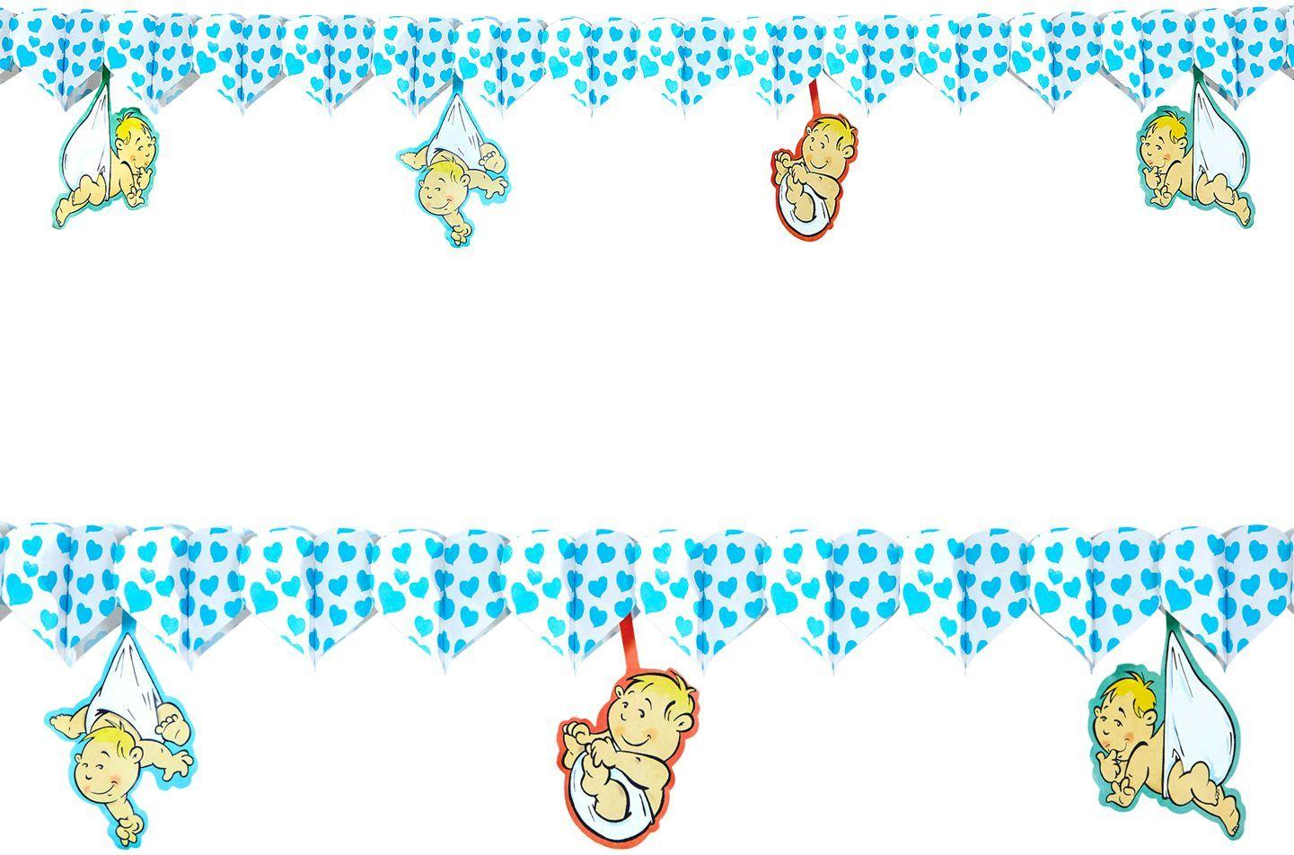 Baby slingers blauw
