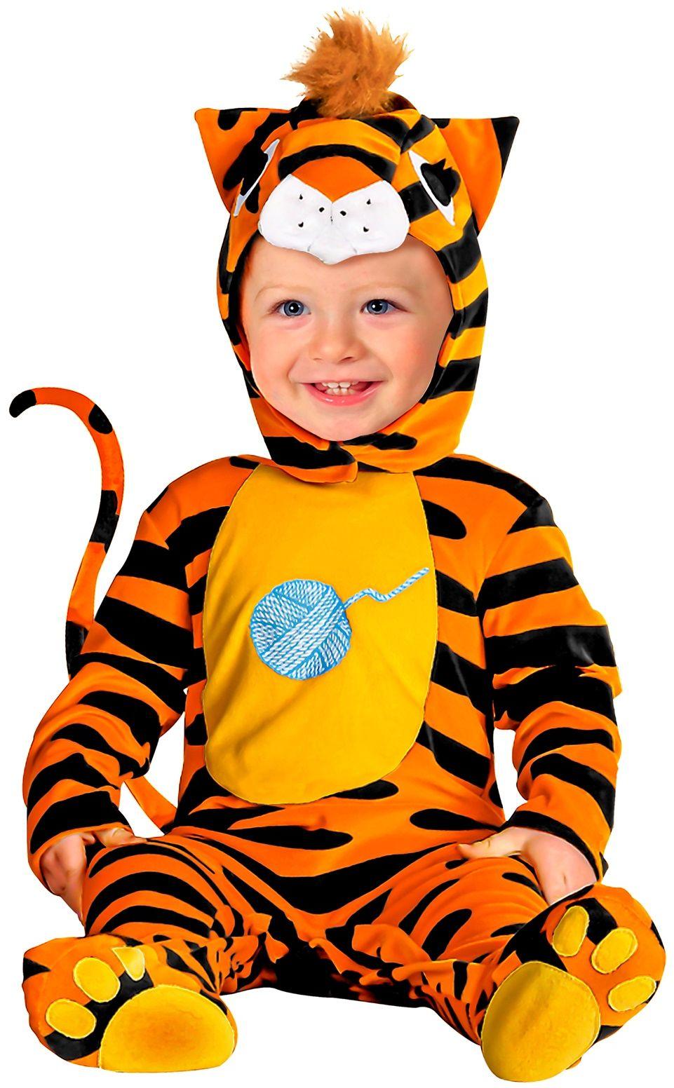 Baby tijger onesie