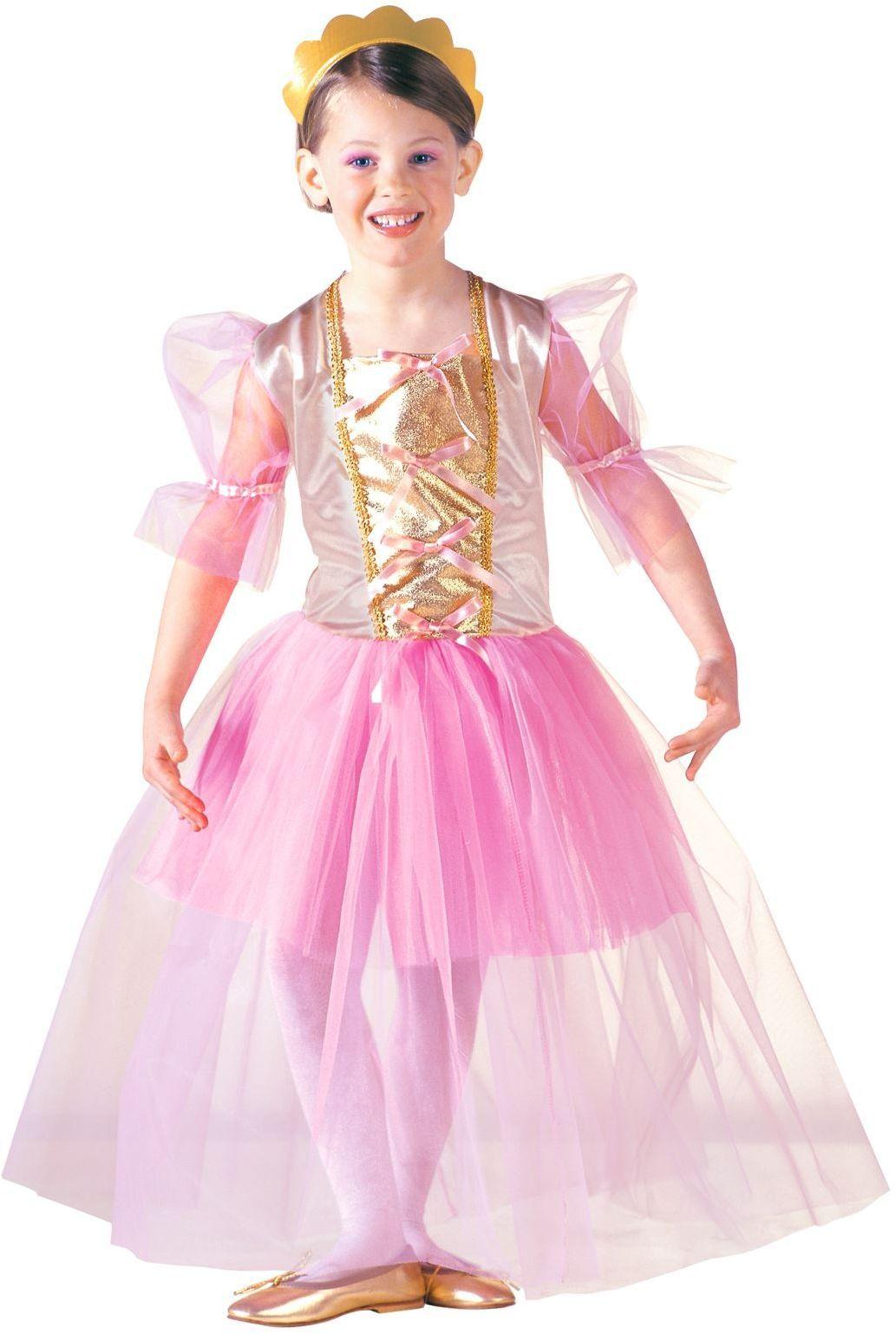 Ballerina kostuum kind