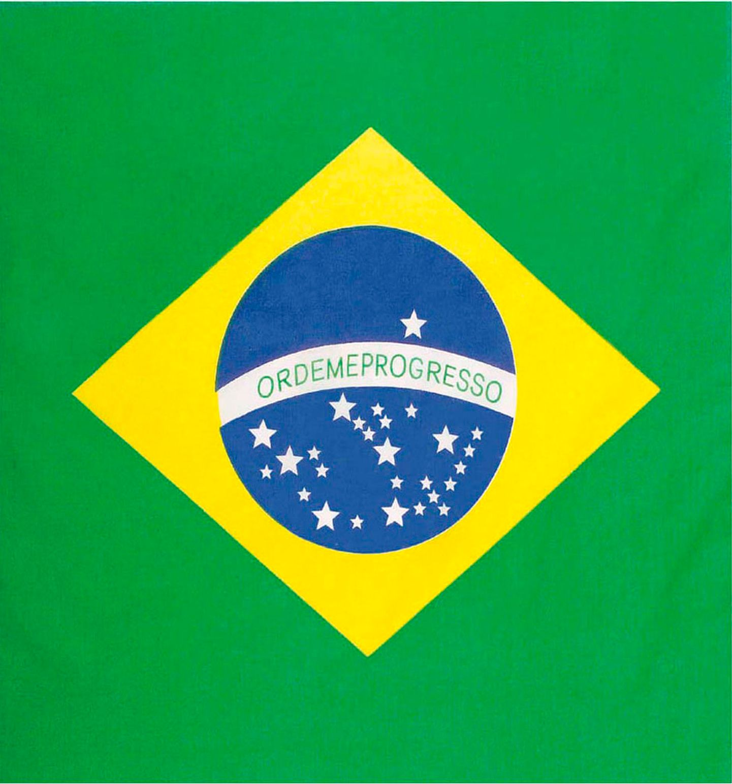 Bandana Brazilië