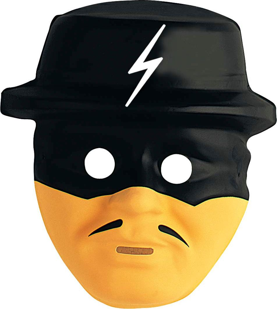 Bandiet held masker