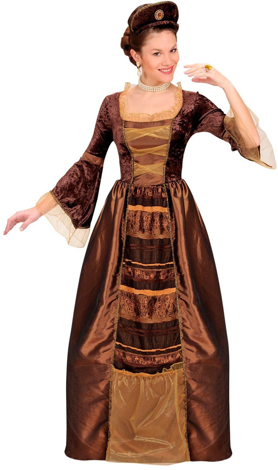 Barones kostuum