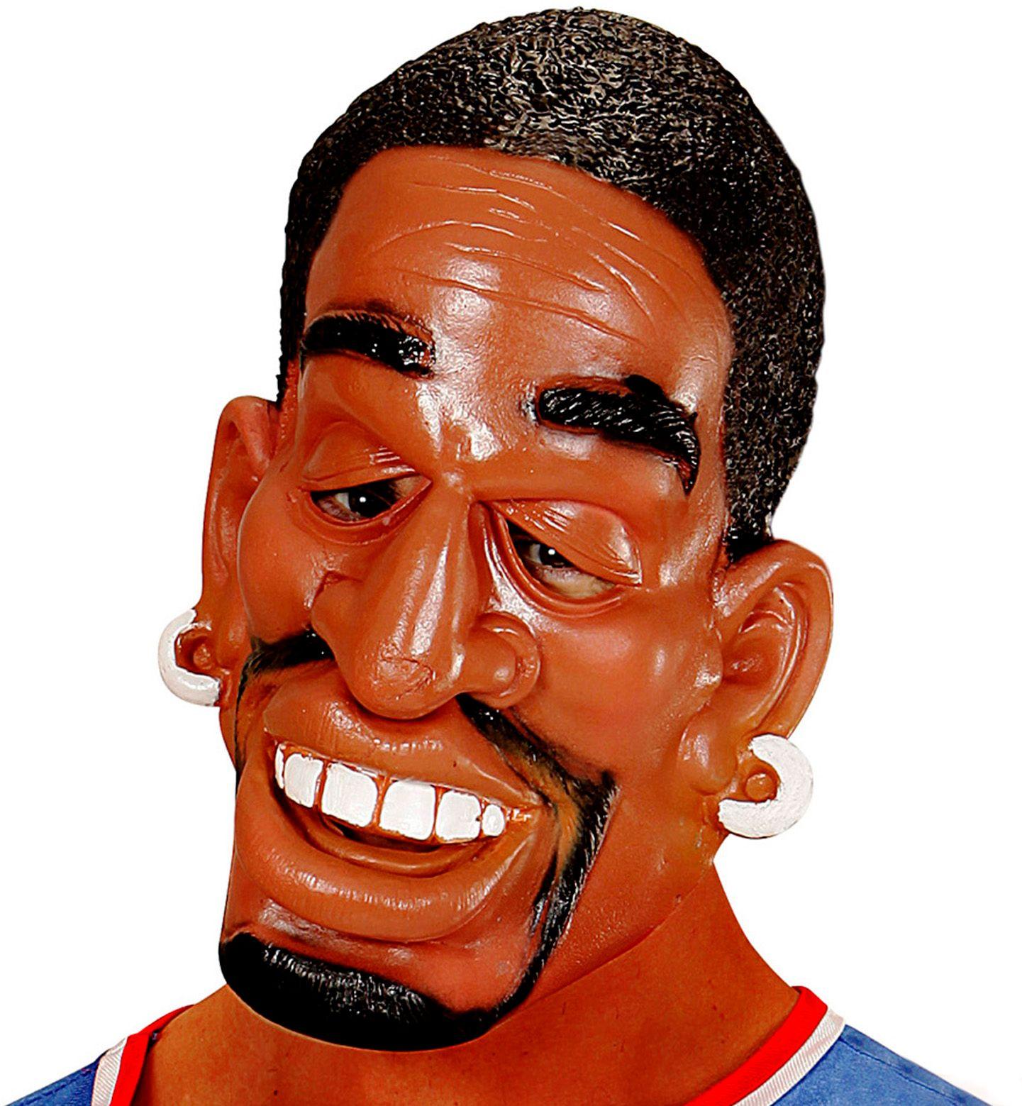 Basketbal masker