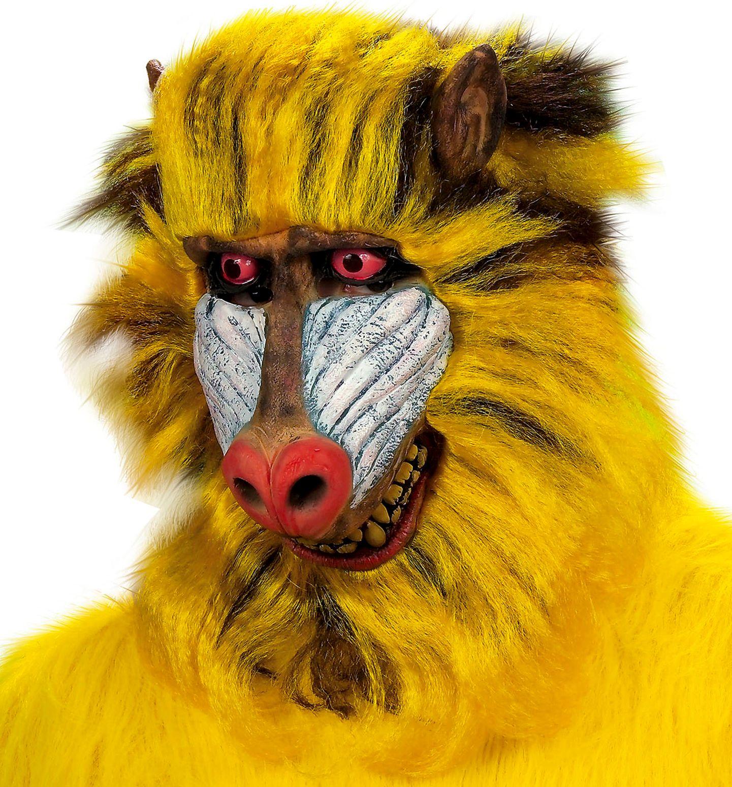 Bavianen masker