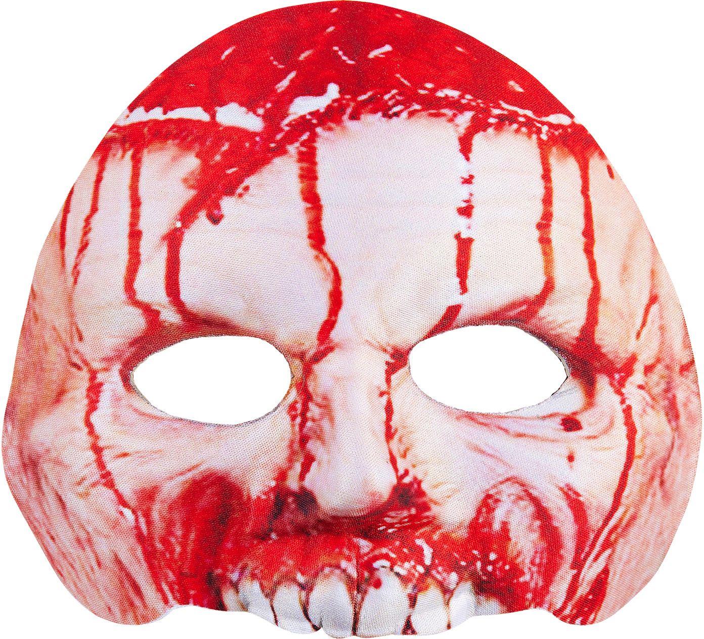 Bebloede psychopaat masker