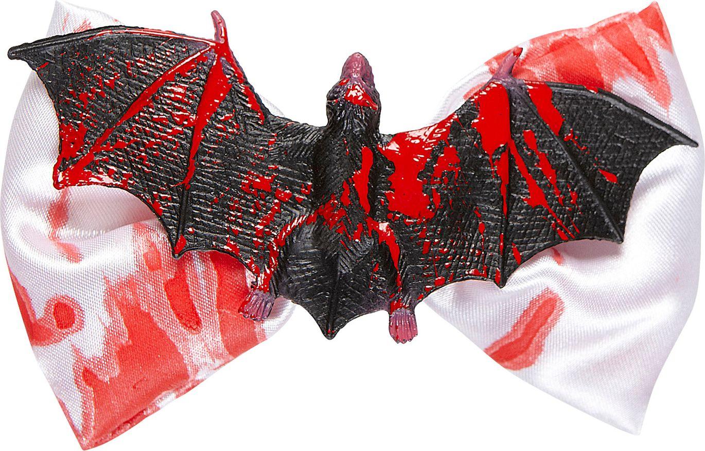 Bebloede vleermuis vlinderstrik