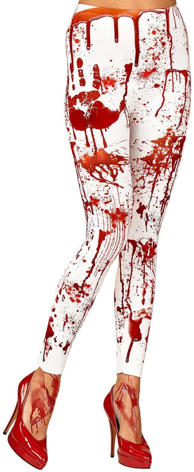 Bebloede zombie legging