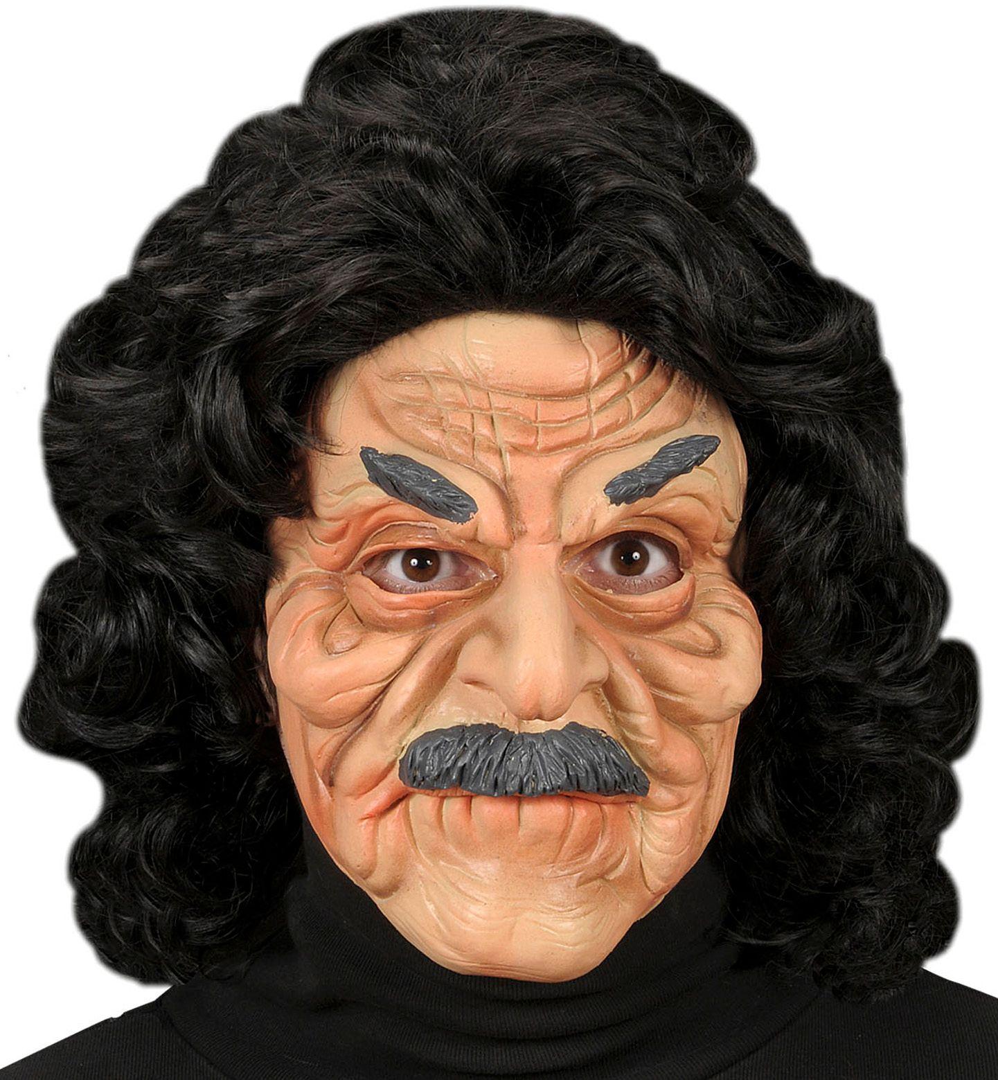 Bejaarden masker