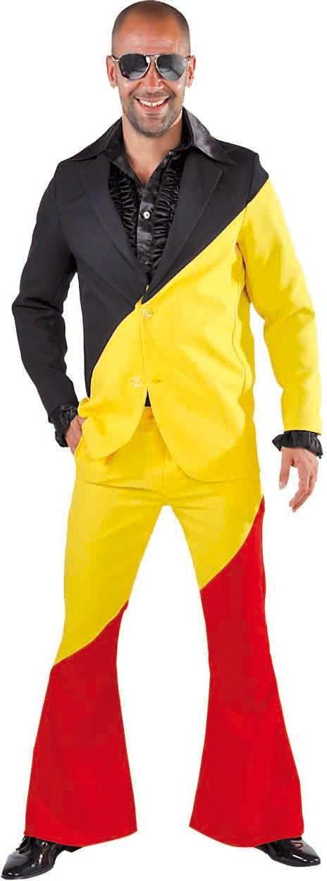 België outfit heren