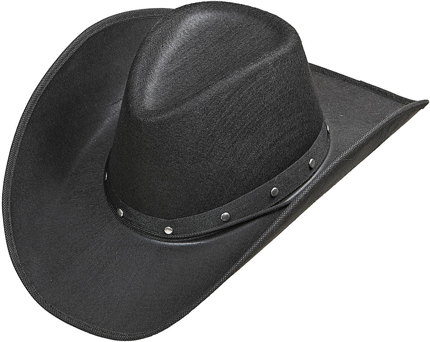 Beslagen cowboyhoed