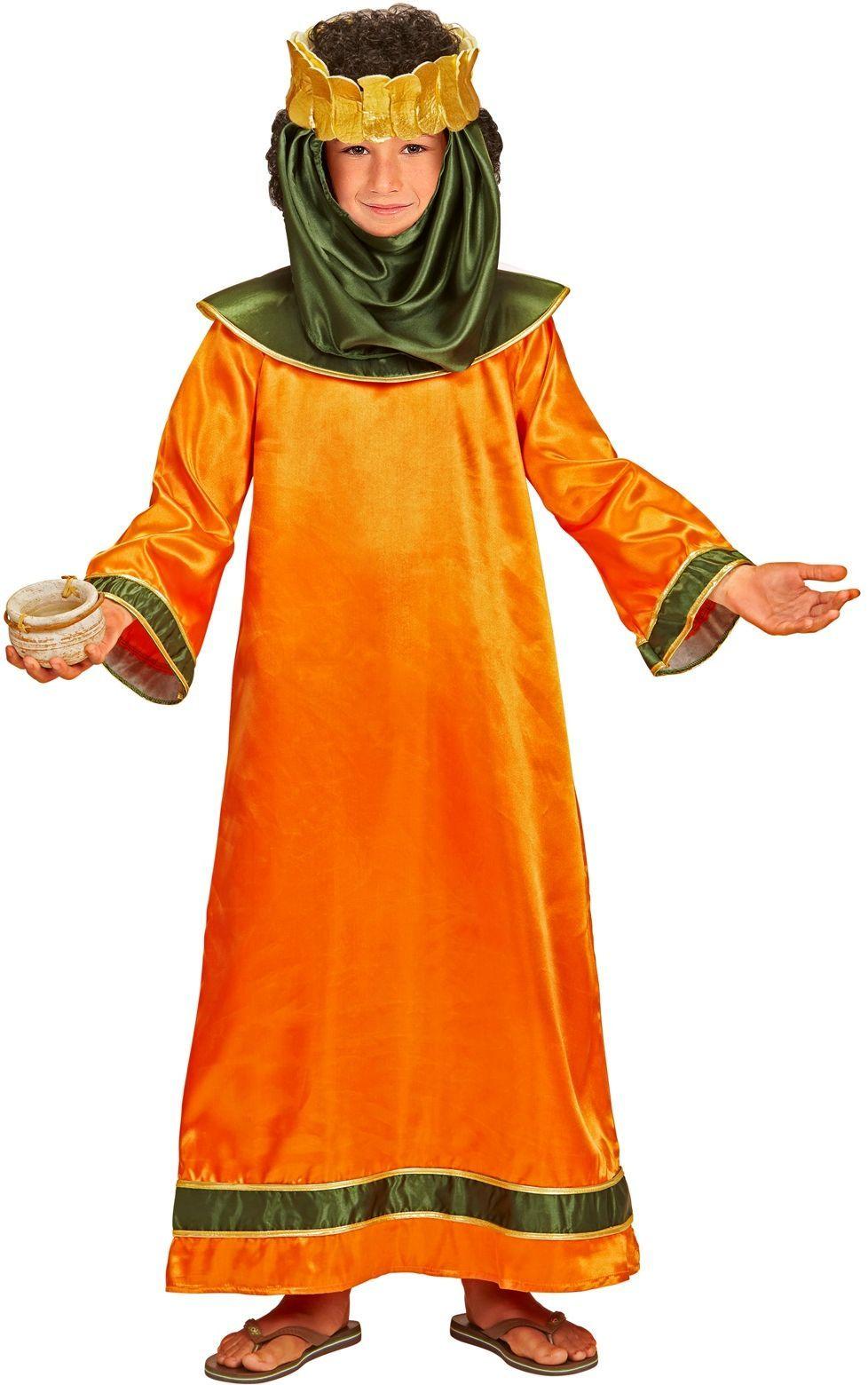 Bijbelse koning outfit kind