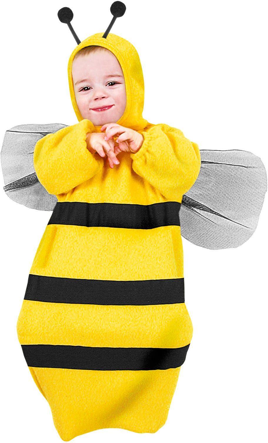 Bijen pakje baby