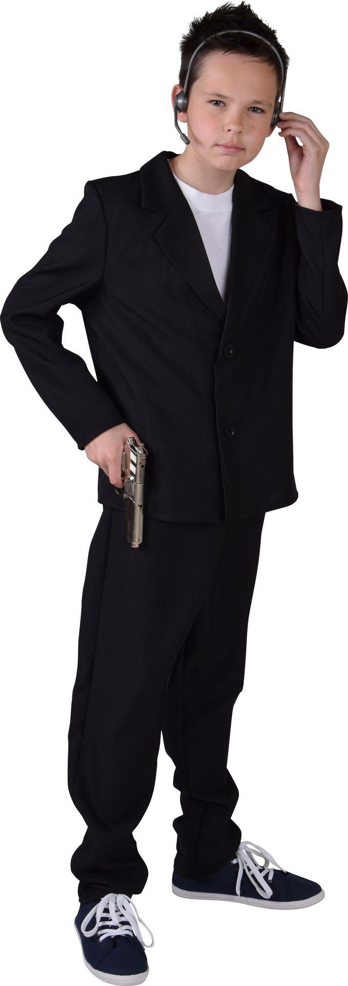 Bodyguard outfit jongens