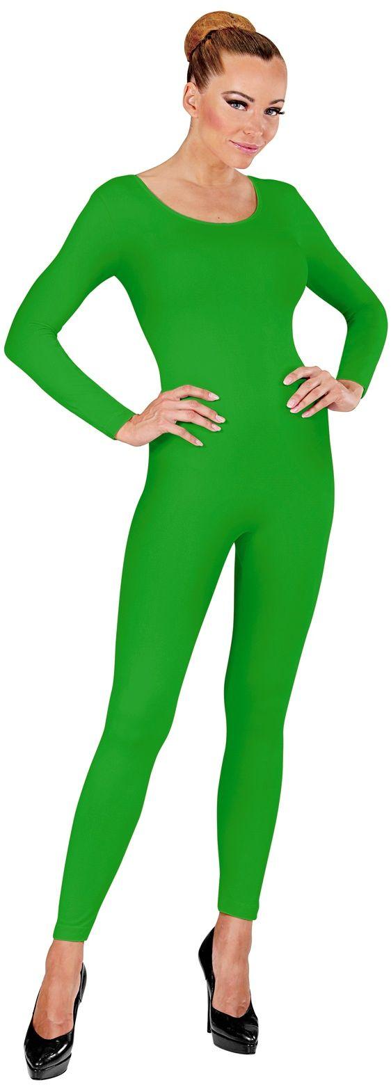 Bodysuit groen