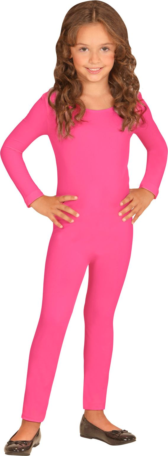 Bodysuit kind roze