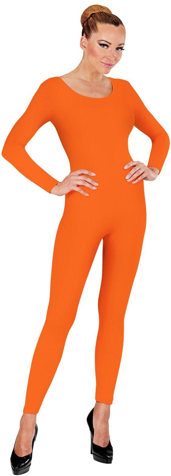 Bodysuit oranje