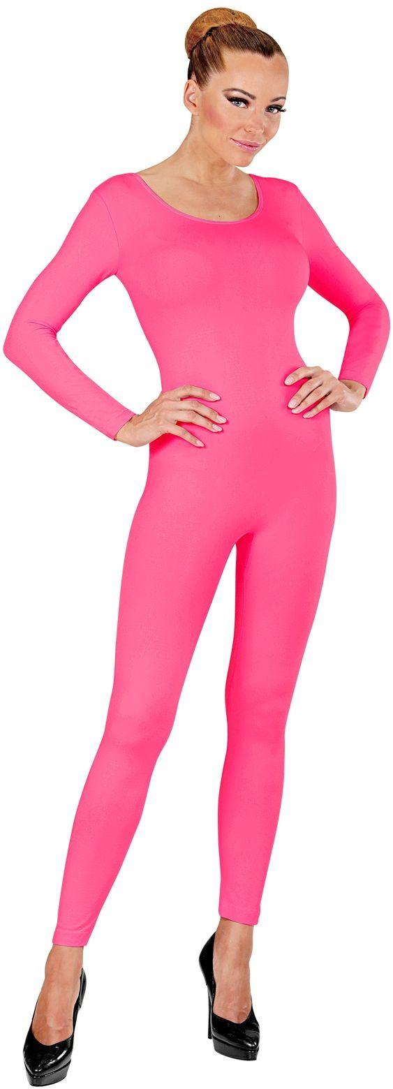 Bodysuit roze