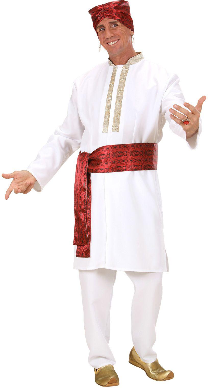 Bollywood ster kostuum