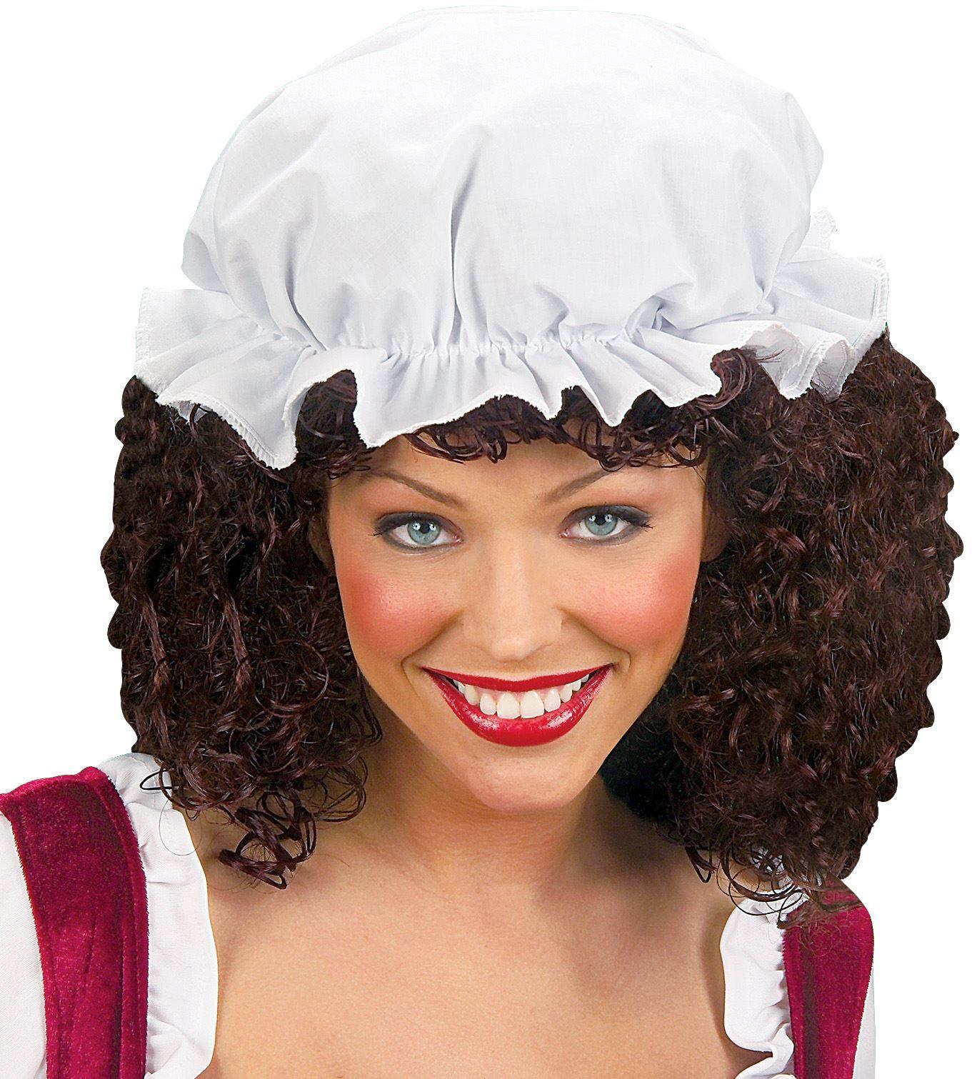 Bonnet wit