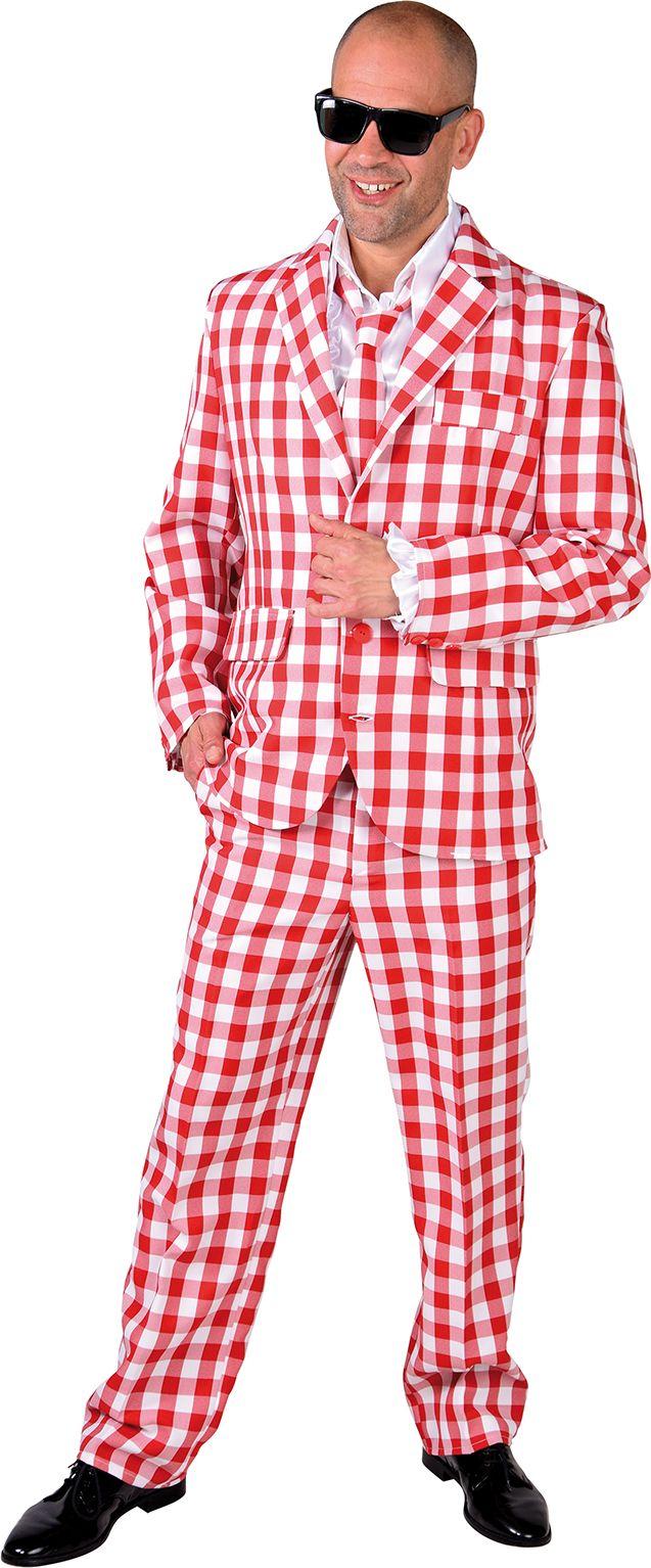 Brabants bont kostuum heren