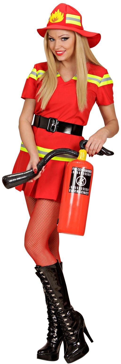 Brandweer verkleedkleren