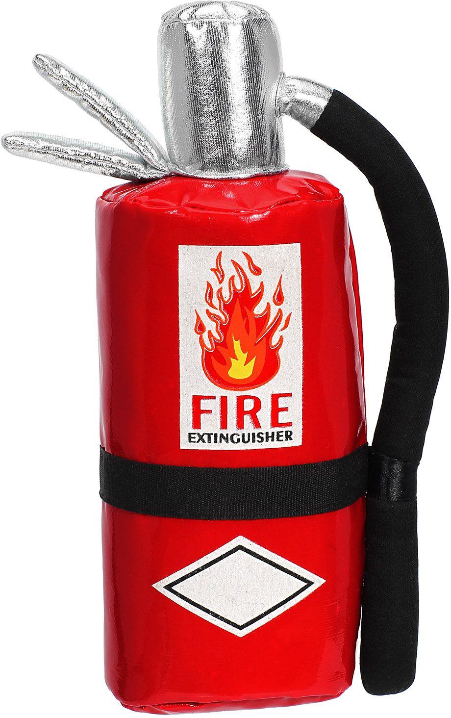 Brandweerman portemonnee brandblusser