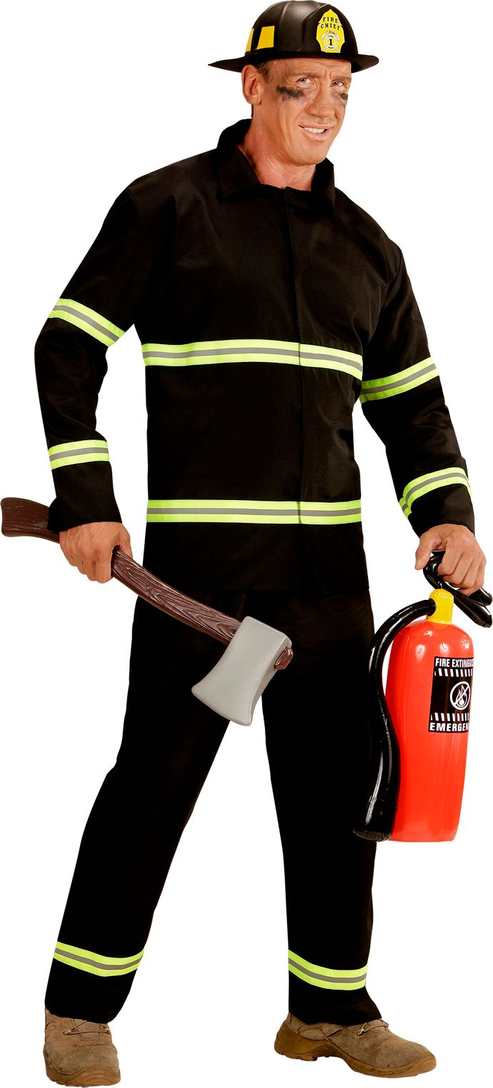 Brandweerpak heren