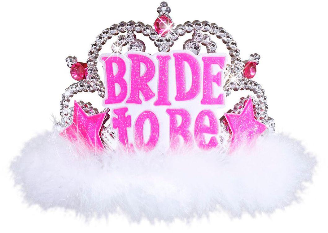 Bride-to-be tiara wit