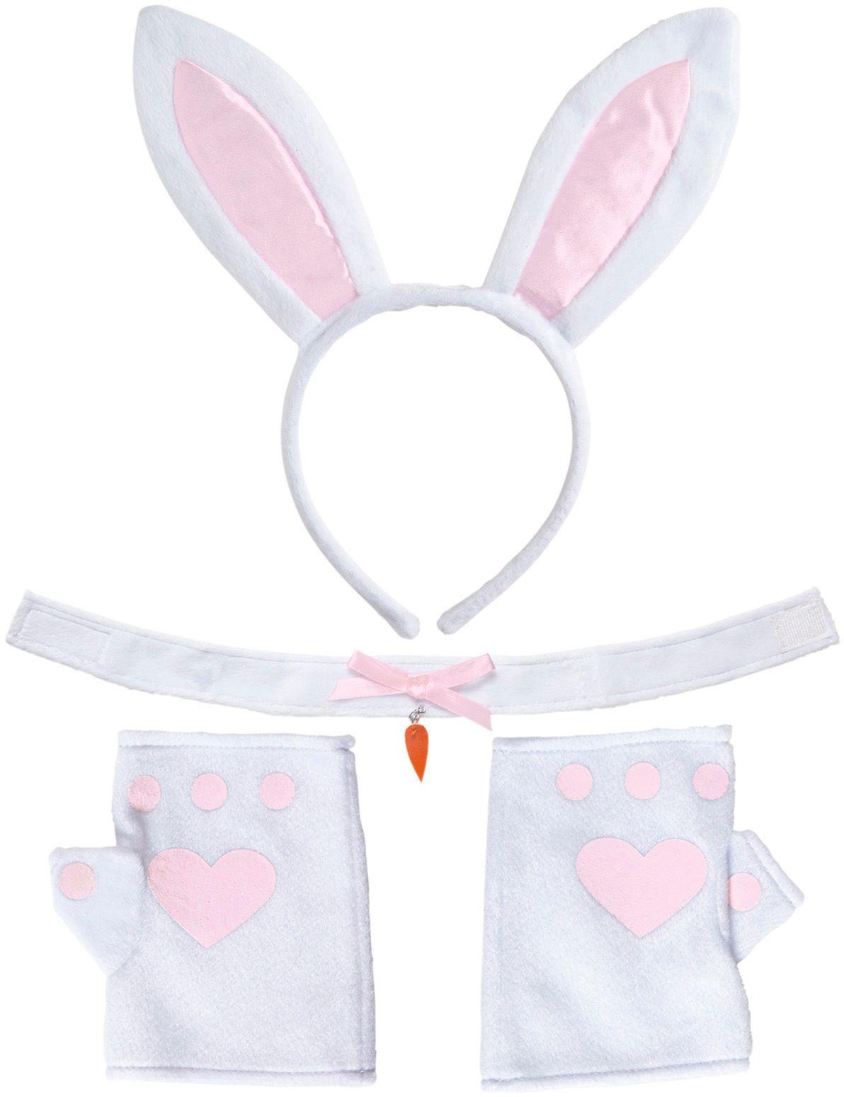 Bunny accessoires set