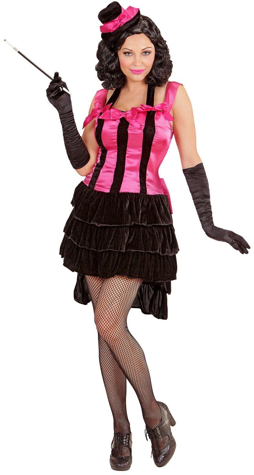 Burlesque jurk