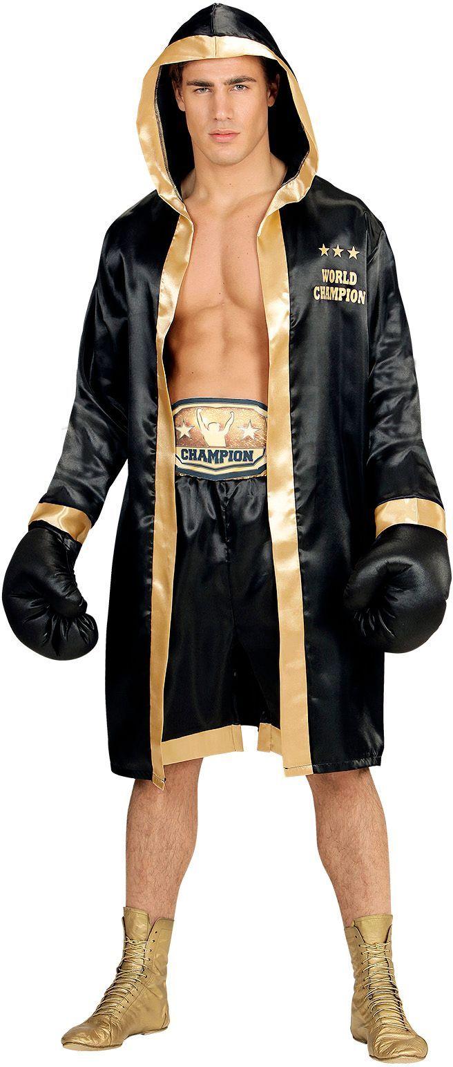 Carnaval bokser kostuum