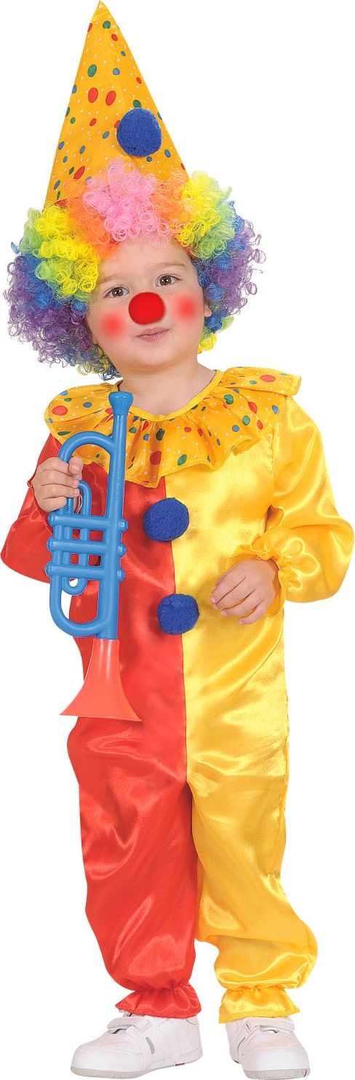 Carnaval clown kind