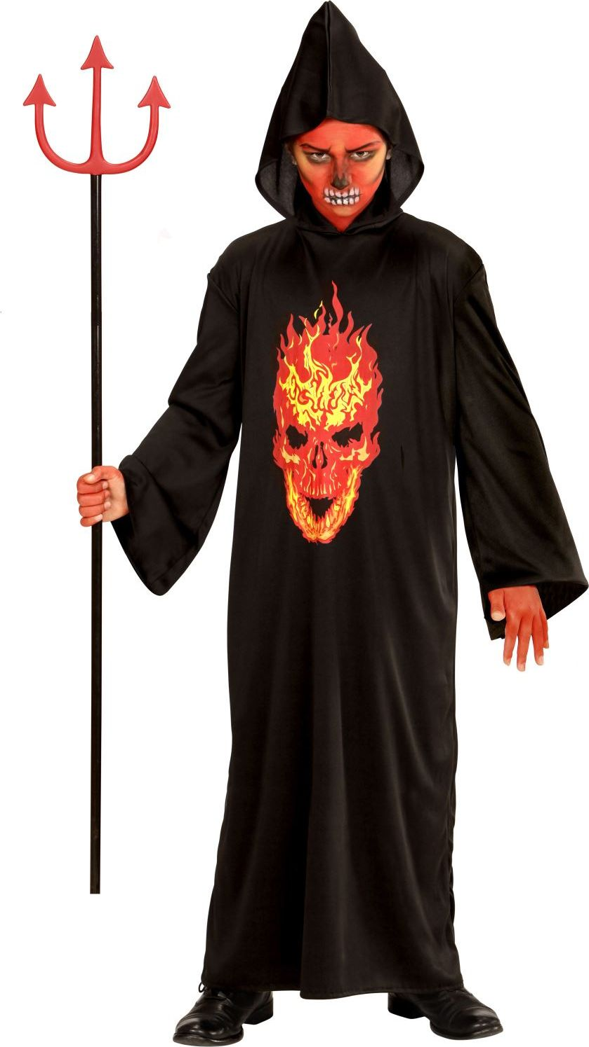 Carnaval duivel kostuum kind