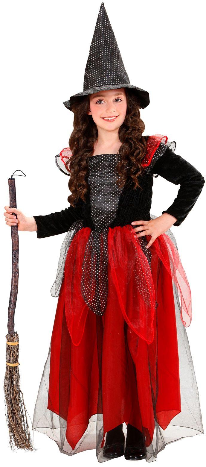 Carnaval heksenjurk kind