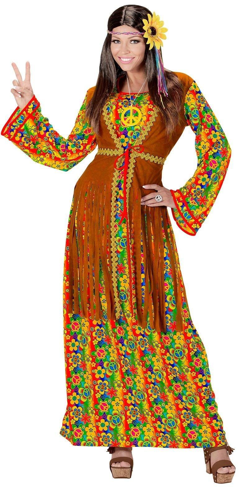 Carnaval hippie dames