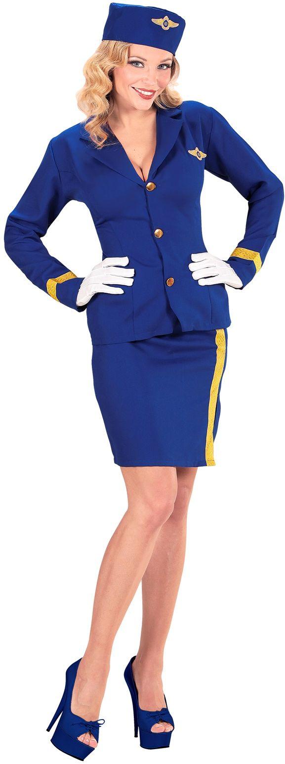 Carnaval stewardess