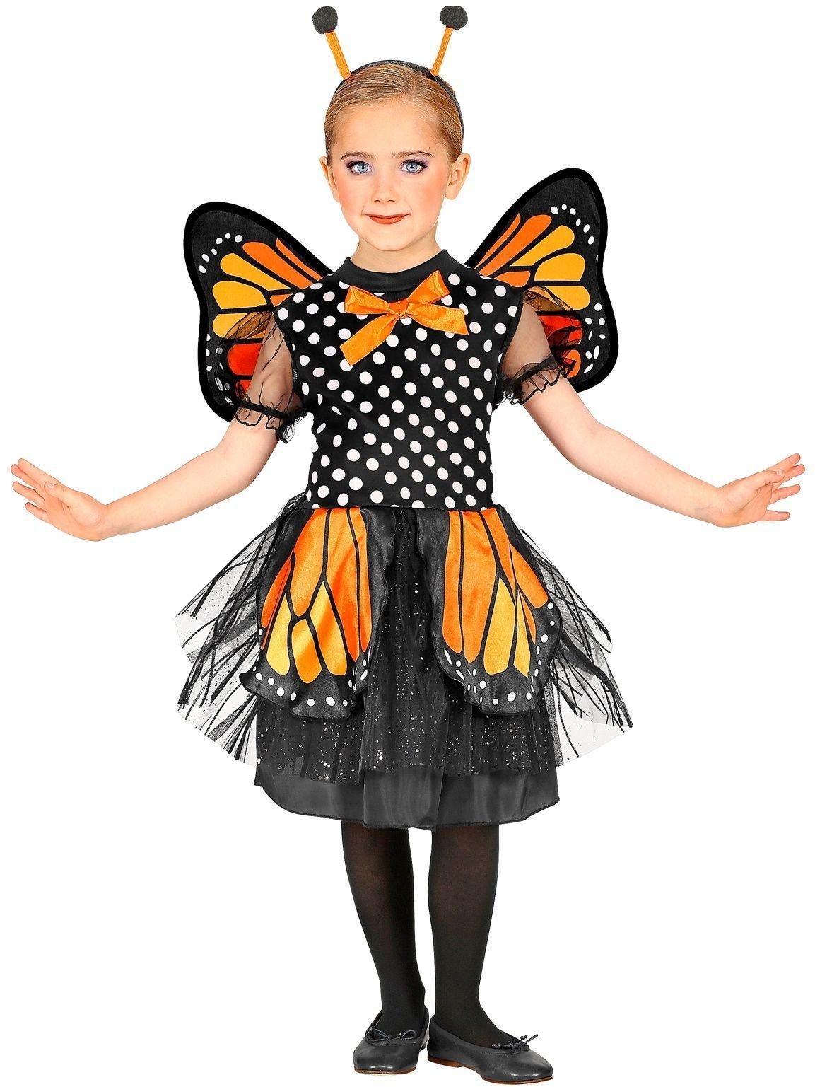 Carnaval vlinder pak