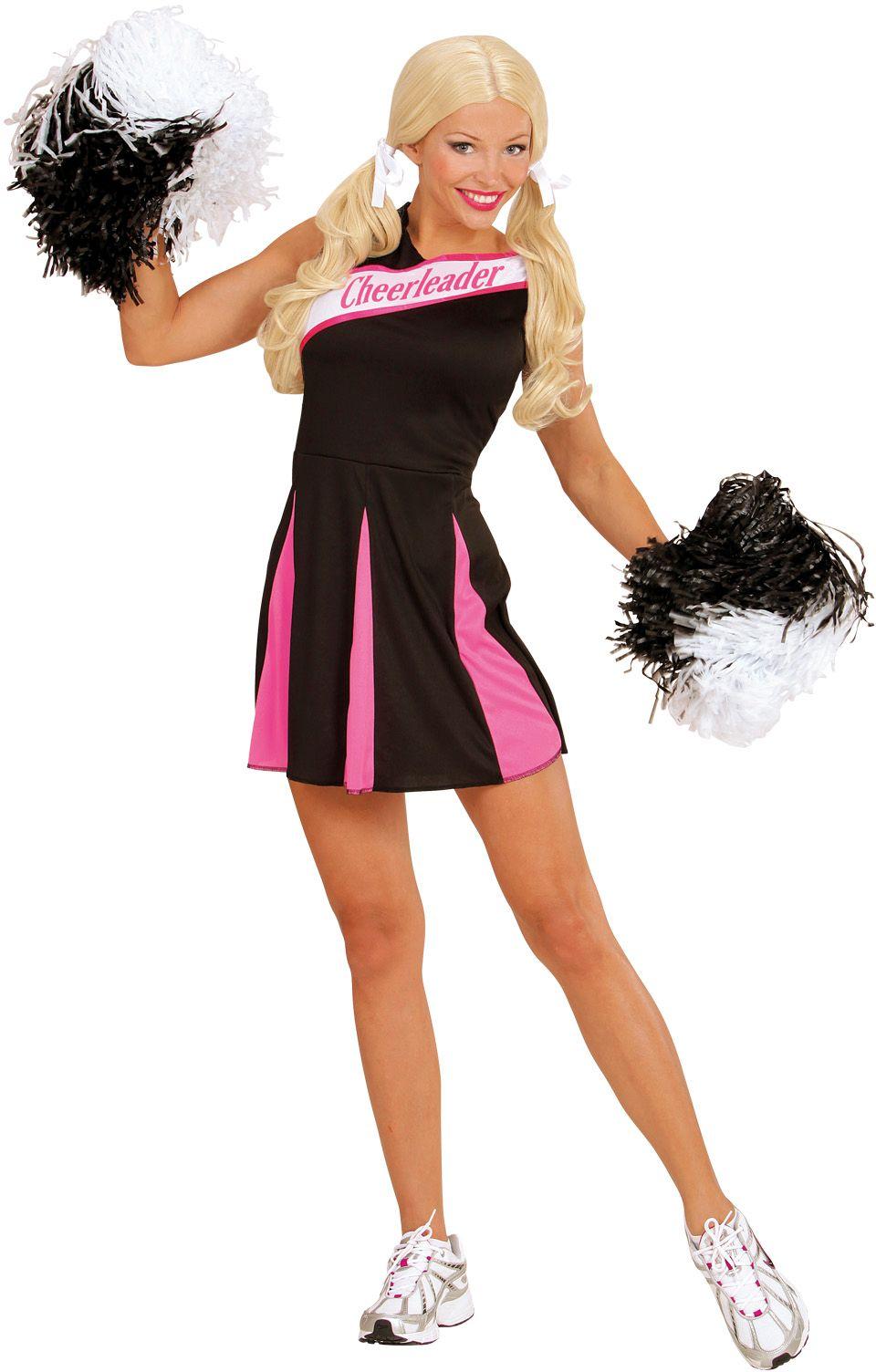 Cheerleader jurk