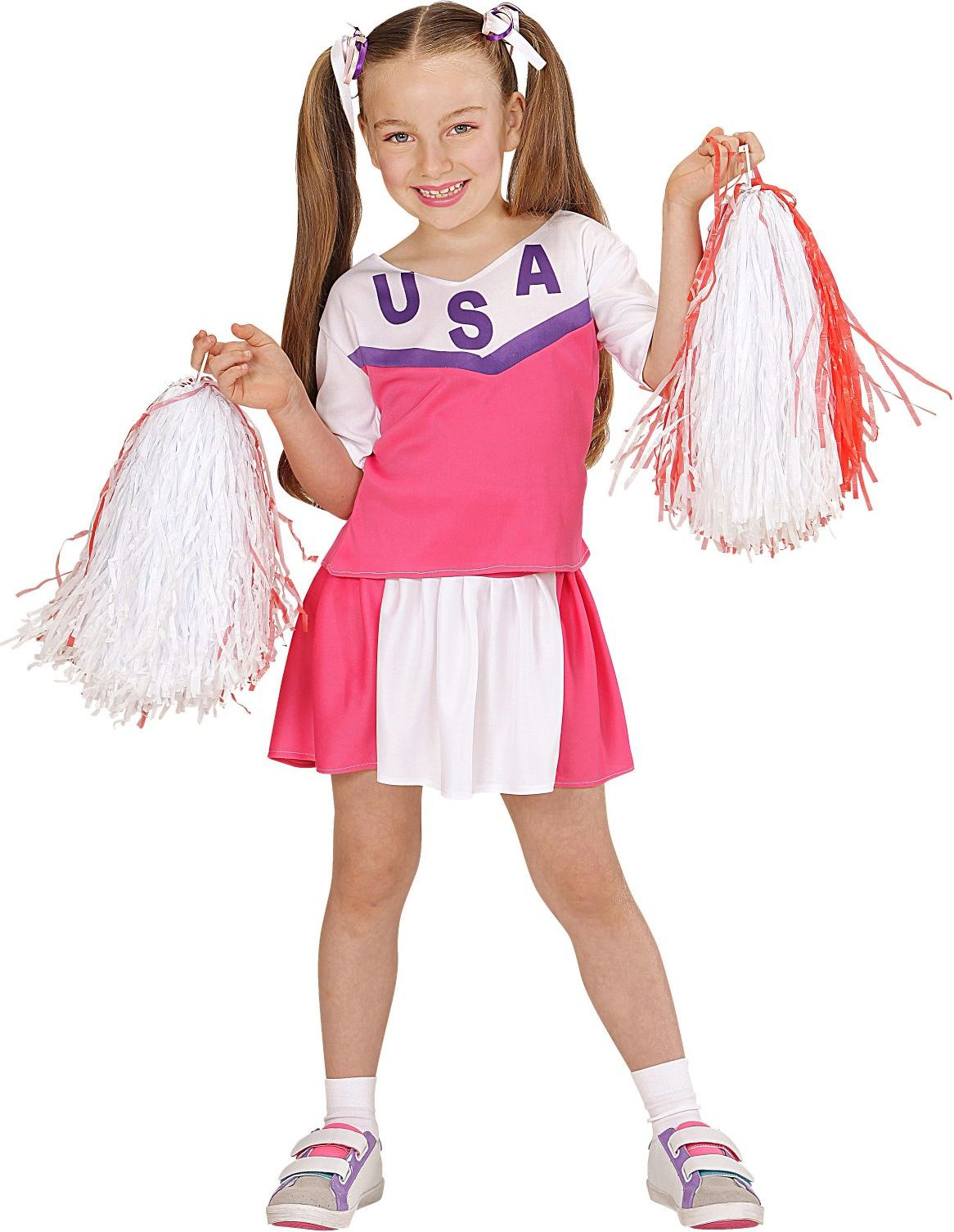 Cheerleader kleding kind
