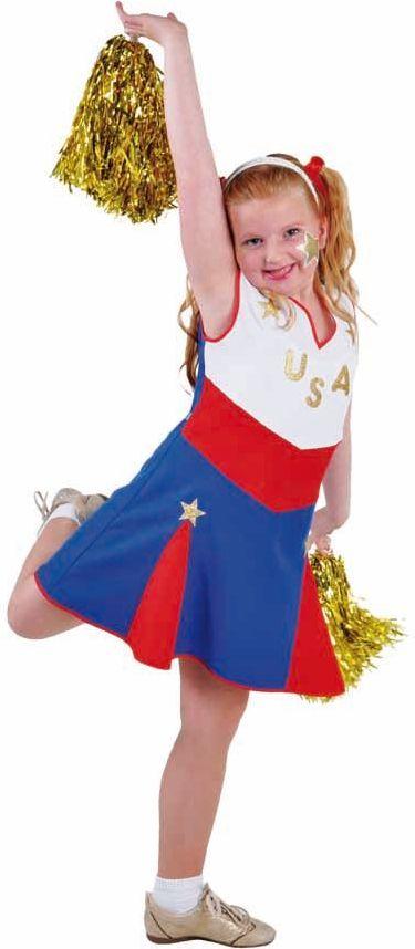 Cheerleader outfit meisjes
