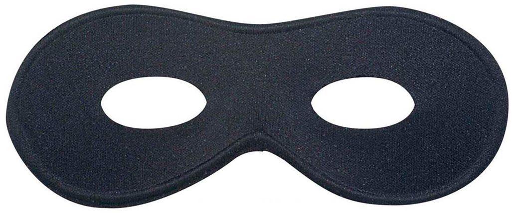 Chevalier oogmasker zwart