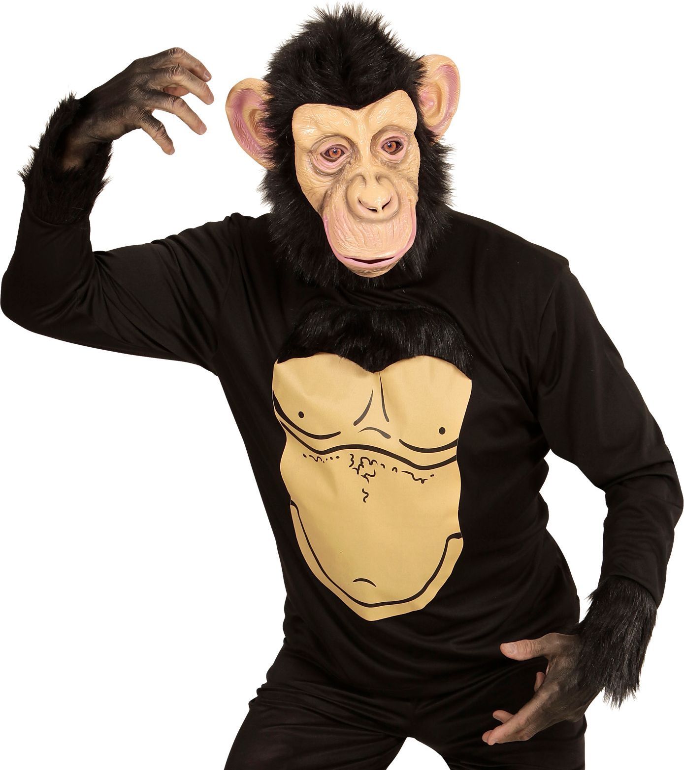 Chimpansee pakje