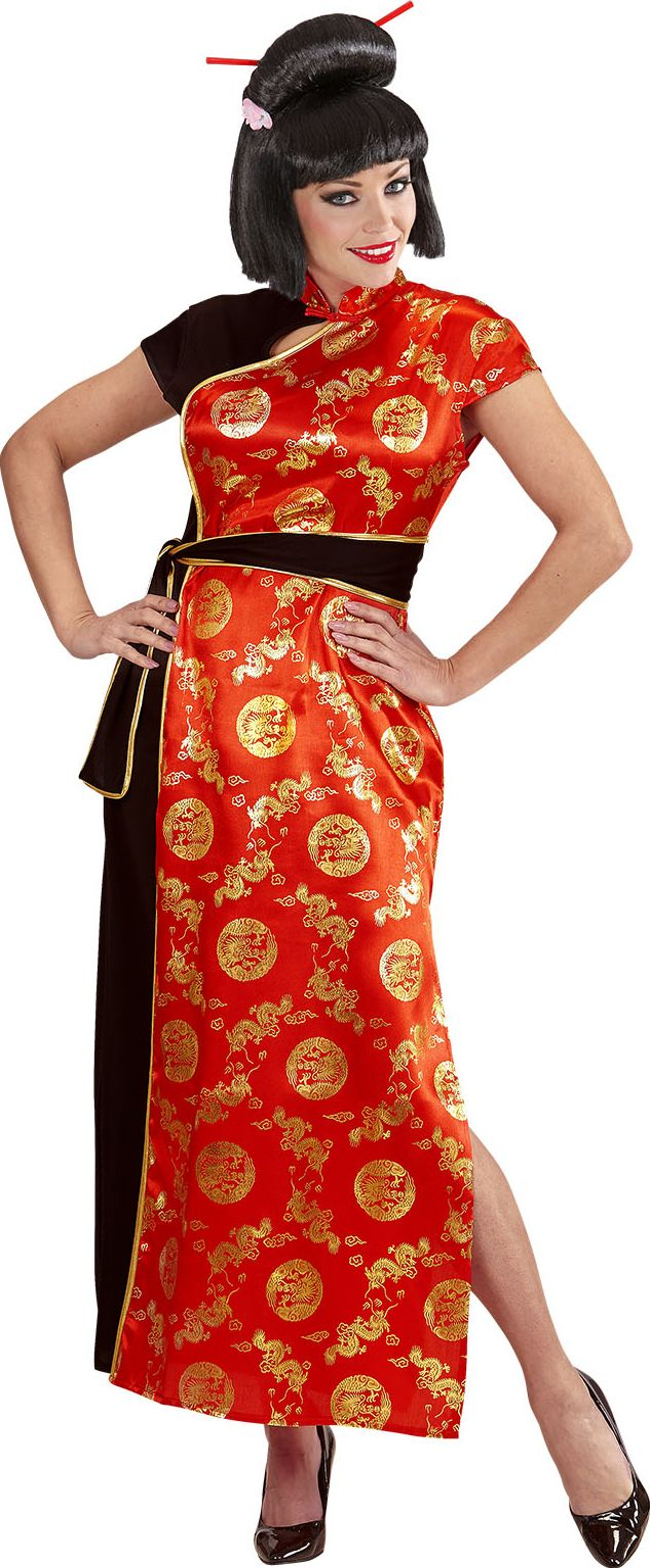 Chinees kostuum dames