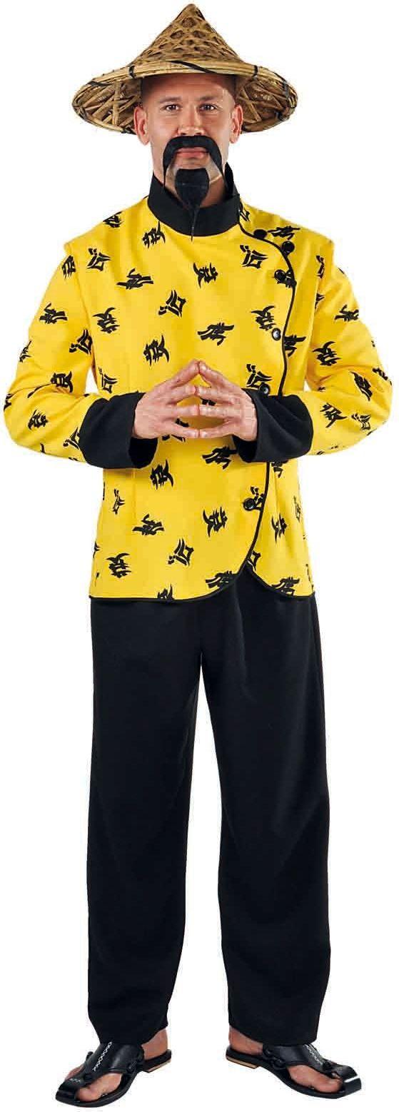 Chinees pak geel mannen