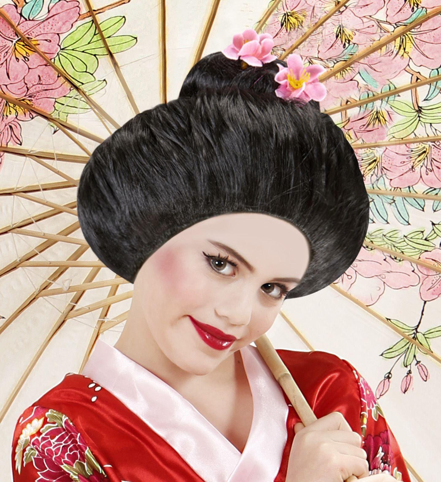 Chinese pruik