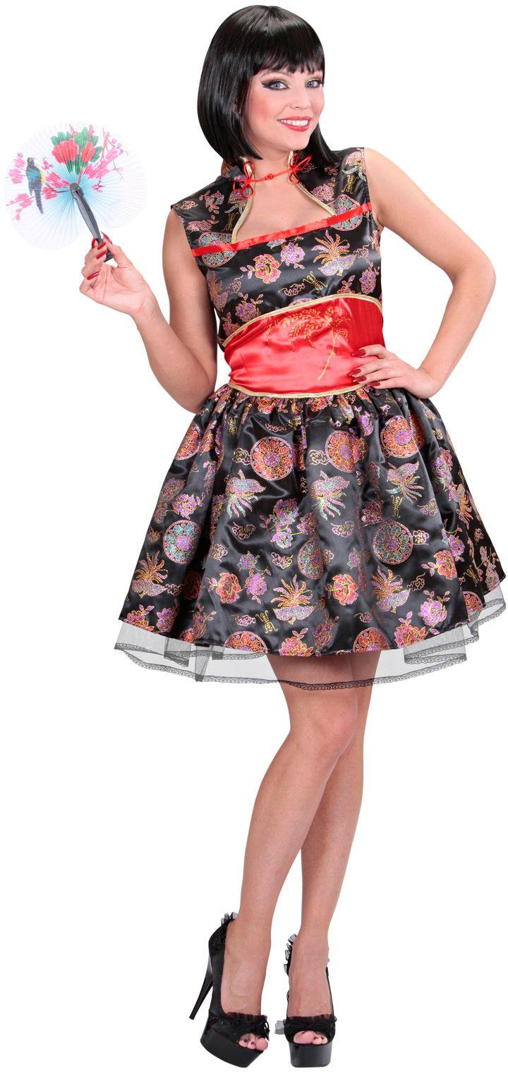 Chinese Qipao jurk